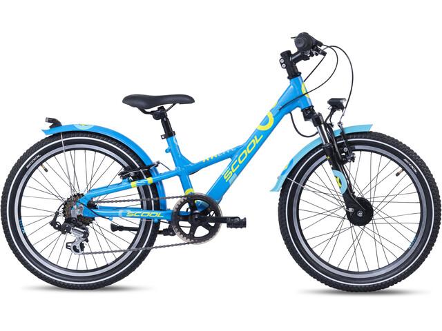 s'cool XXlite alloy 20 7-S Kinder blue/petrol